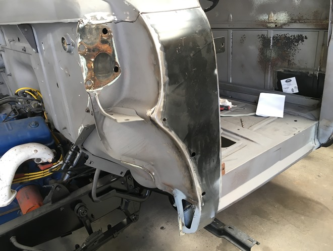 Cab Corners and Rust Repairs! | 1953 Ford F100 Build